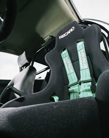 Сидения Recaro Honda Civic