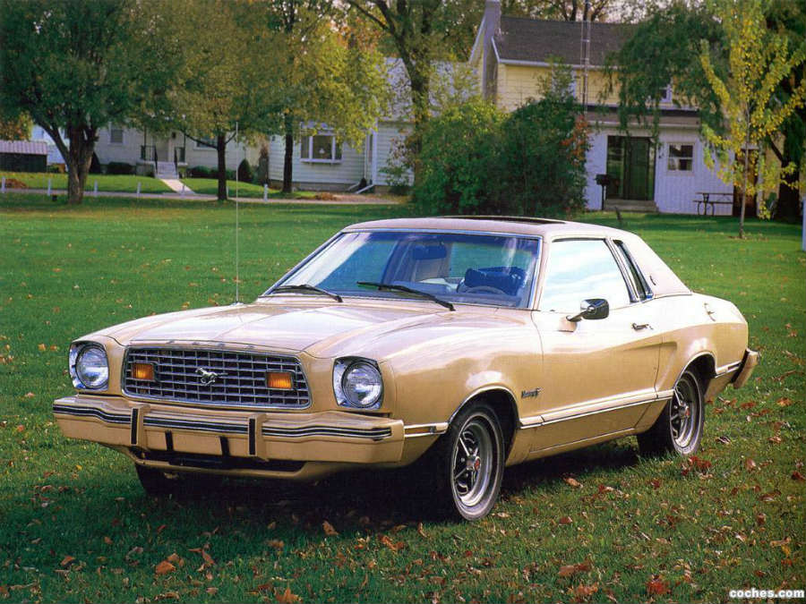 Ford Mustang 1974