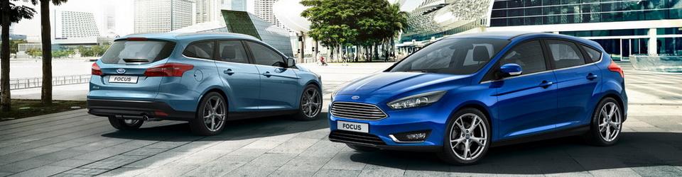 Новый Форд Фокус 3 2014-2015