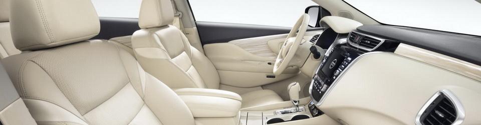 Новый Nissan Murano 2014-2015