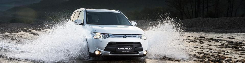 Mitsubishi Outlander 2014-2015
