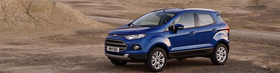 Форд ЭкоСпорт 2014-2015