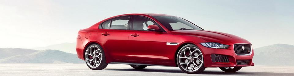Jaguar XE 2015-2016