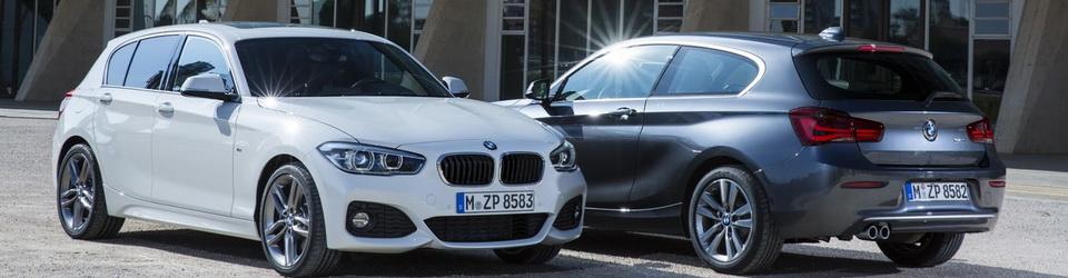 BMW 1 серии 2015-2016