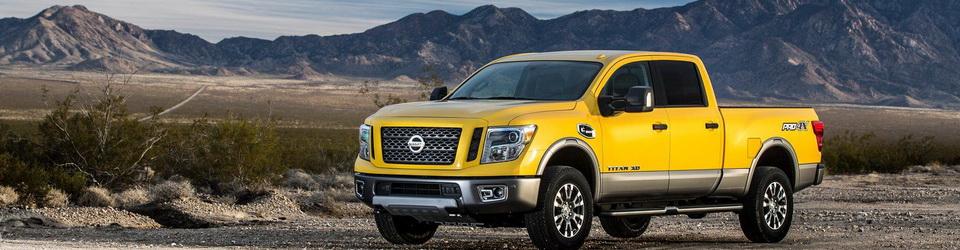 Nissan Titan 2015-2016