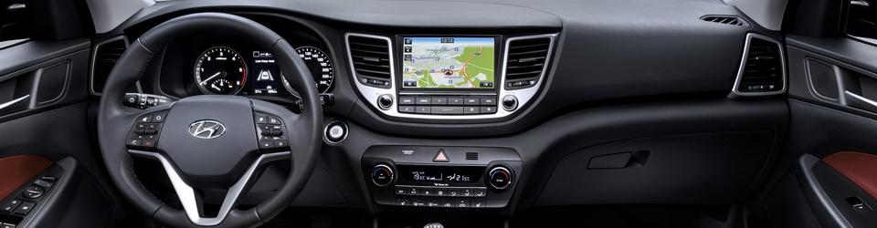 Hyundai Tucson 2015-2016