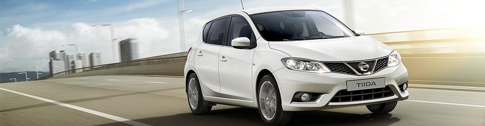 Nissan Tiida 2015-2016