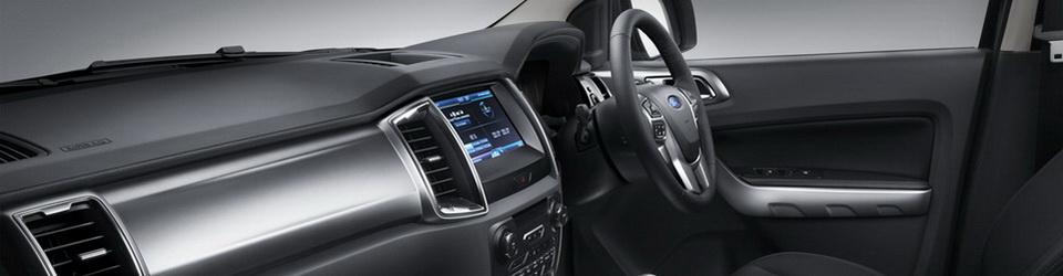 Ford Ranger 2015-2016