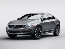 Новый Volvo S60 Cross Country 2015-2016 фото