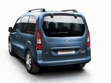 Citroen Berlingo Multispace 2015-2016 - фото кормы