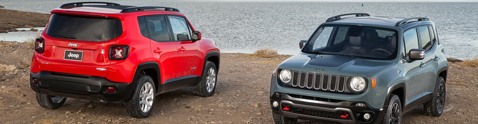 Jeep Renegade 2015-2016