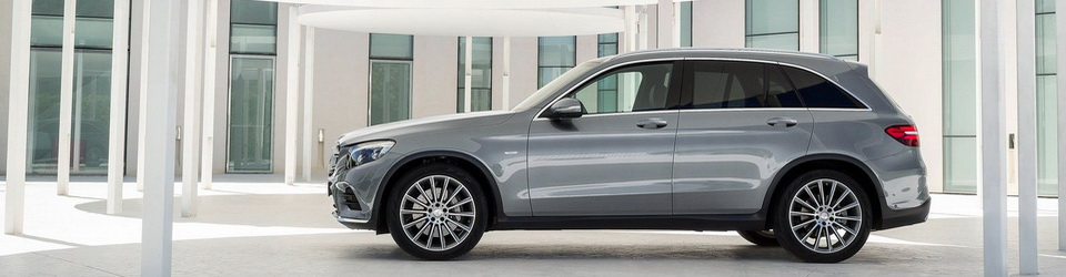Mercedes-Benz GLC 2015-2016