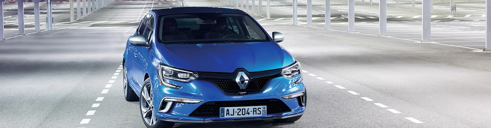 Renault Megane 2016-2017