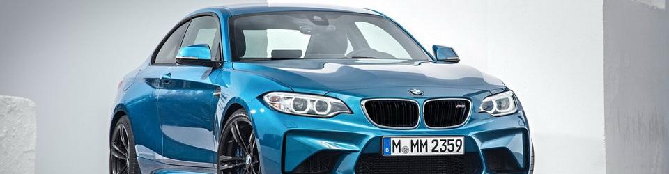 BMW M2 2016-2017