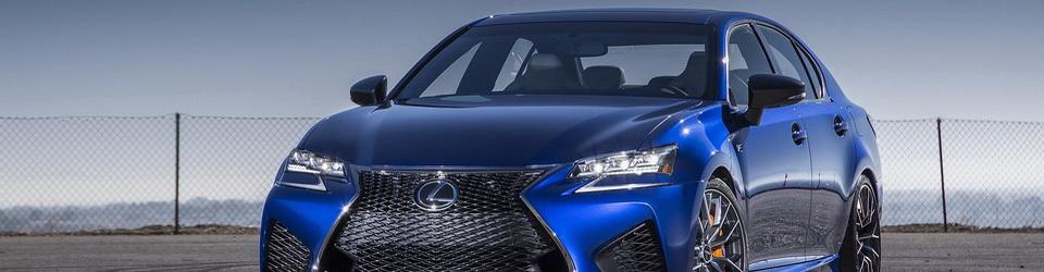 Lexus GS F 2016-2017