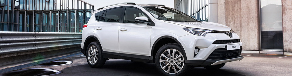 Toyota RAV4 2016-2017