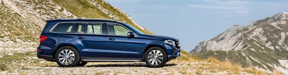 Mercedes-Benz GLS 2016-2017