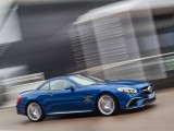 Родстер Mercedes Benz SL 2016-2017 фото