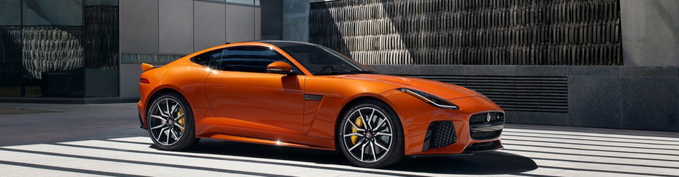 Jaguar F-Type SVR 2016-2017
