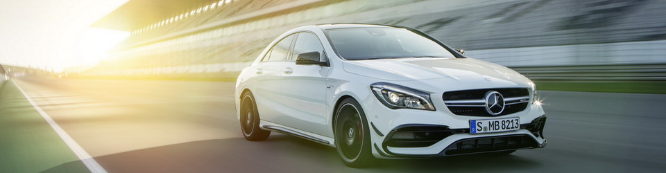 Mercedes-Benz CLA 2016-2017