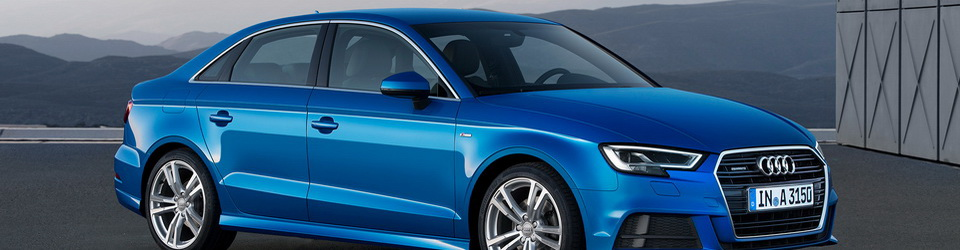 Audi A3 2017-2018