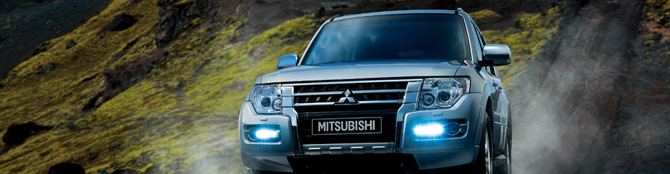 Технические характеристики Mitsubishi Pajero