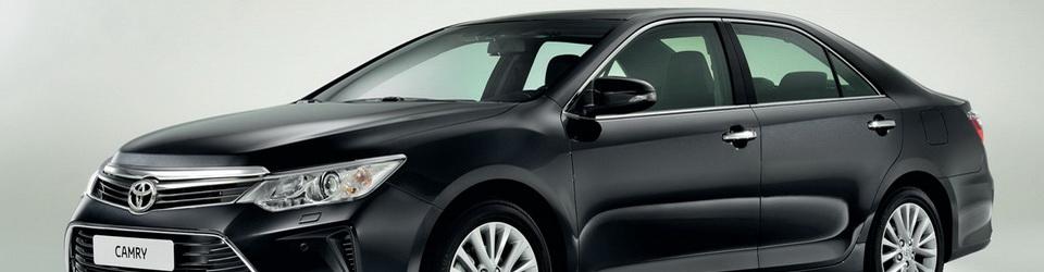 Технические характеристики Тойота Камри