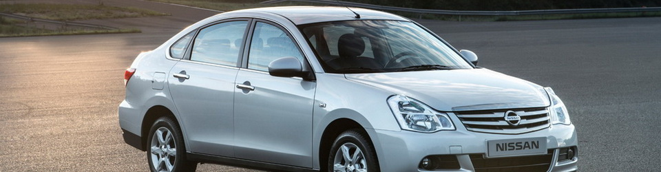 Nissan almera объем двигателя