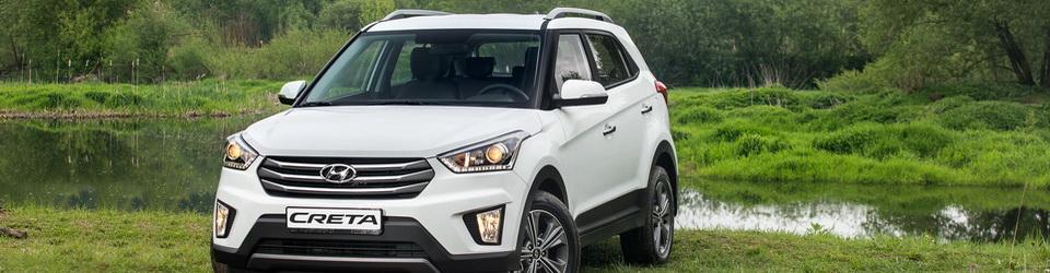 Технические характеристики Hyundai Creta