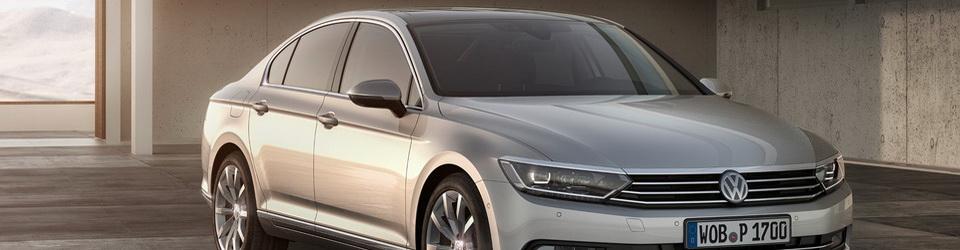 Технические характеристики Volkswagen Passat B8