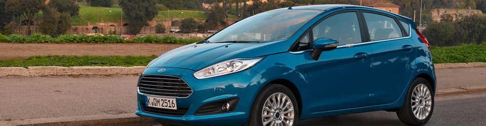 Технические характеристики Форд Фиеста