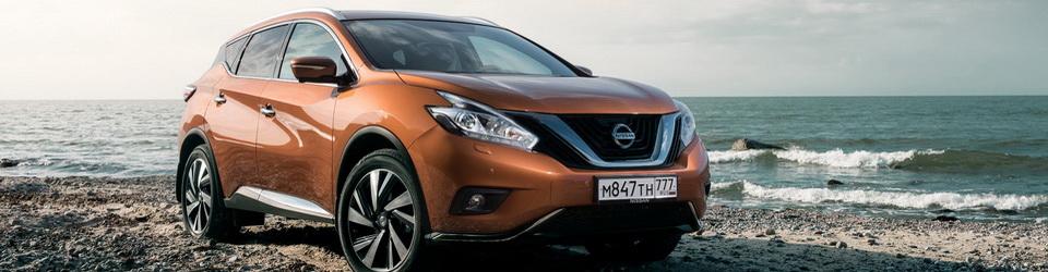 Комплектации и цены Nissan Murano 2016-2017