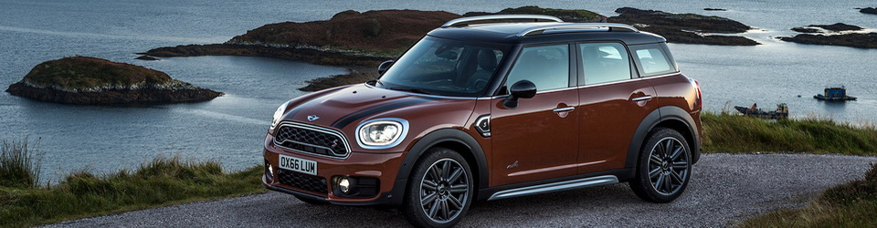 Mini Cooper Countryman 2017-2018