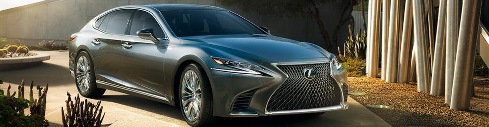 Lexus LS 500 2017-2018