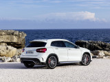 Mercedes-AMG GLA 45 4MATIC внешний дизайн