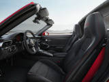 Кабриолет Порше 911 Carrera 4 GTS салон