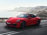 Porsche 911 Targa 4 GTS фото