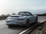 Кабриолет Porsche 911 Carrera GTS