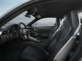 Интерьер Порше 911 GTS