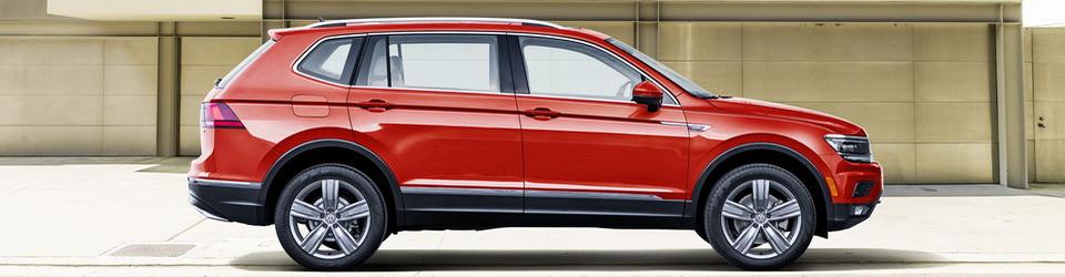 Volkswagen Tiguan Allspace 2017-2018