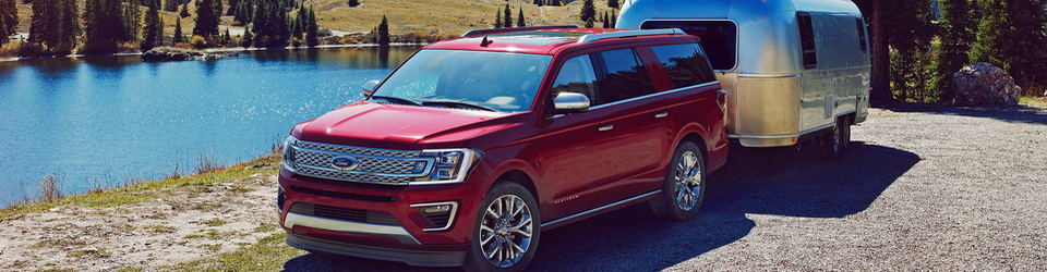 Ford Expedition 2017-2018