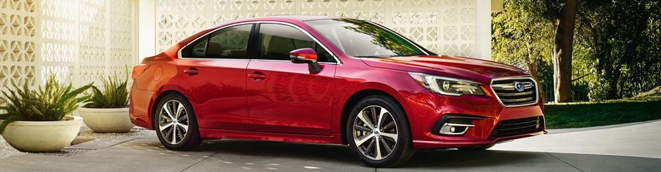 Subaru Legacy 2017-2018