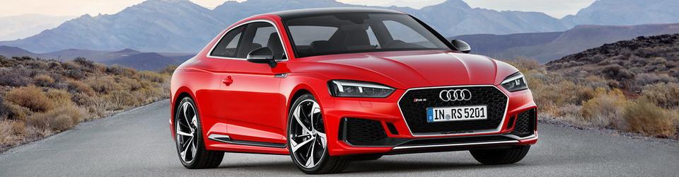 Audi RS5 2017-2018