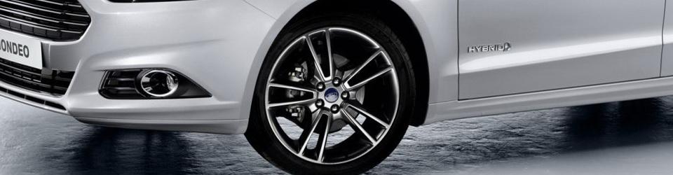 Шины и диски Форд Мондео 5