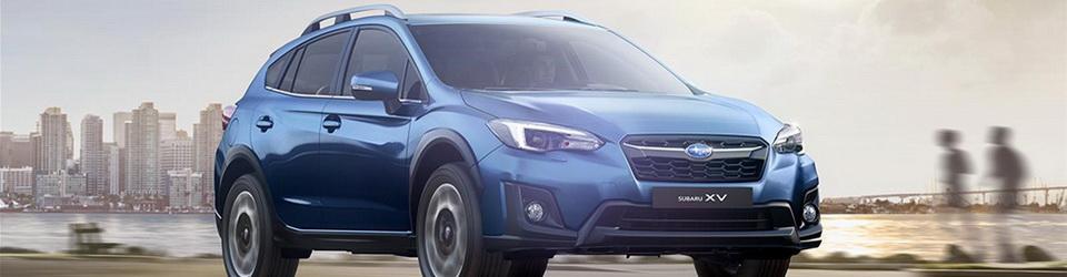 Subaru XV 2017-2018