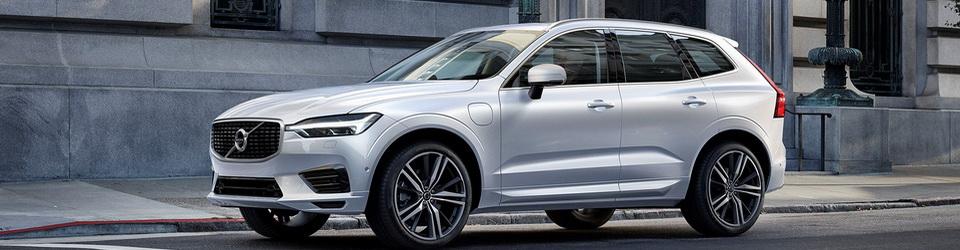 Volvo XC60 2017-2018