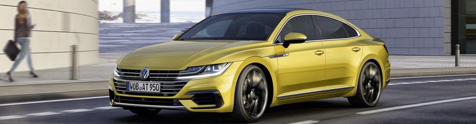 Volkswagen Arteon 2017-2018
