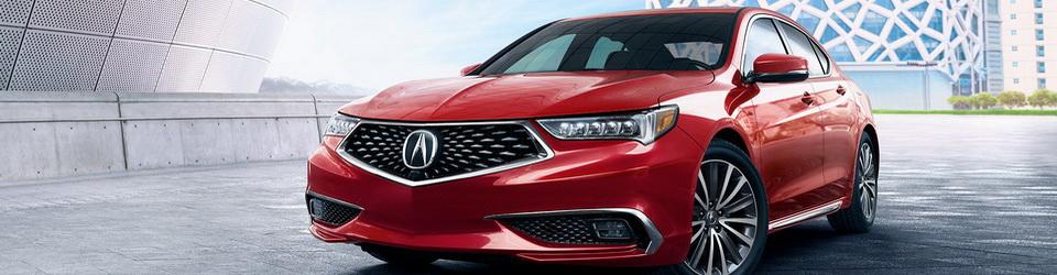 Acura TLX 2018-2019