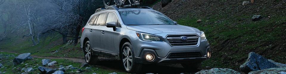 Subaru Outback 2017-2018