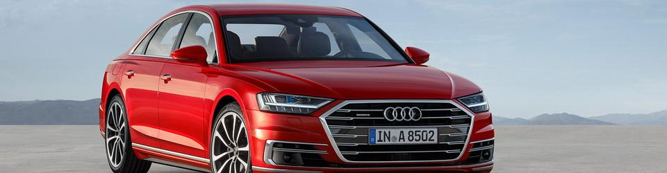 Audi A8 2017-2018